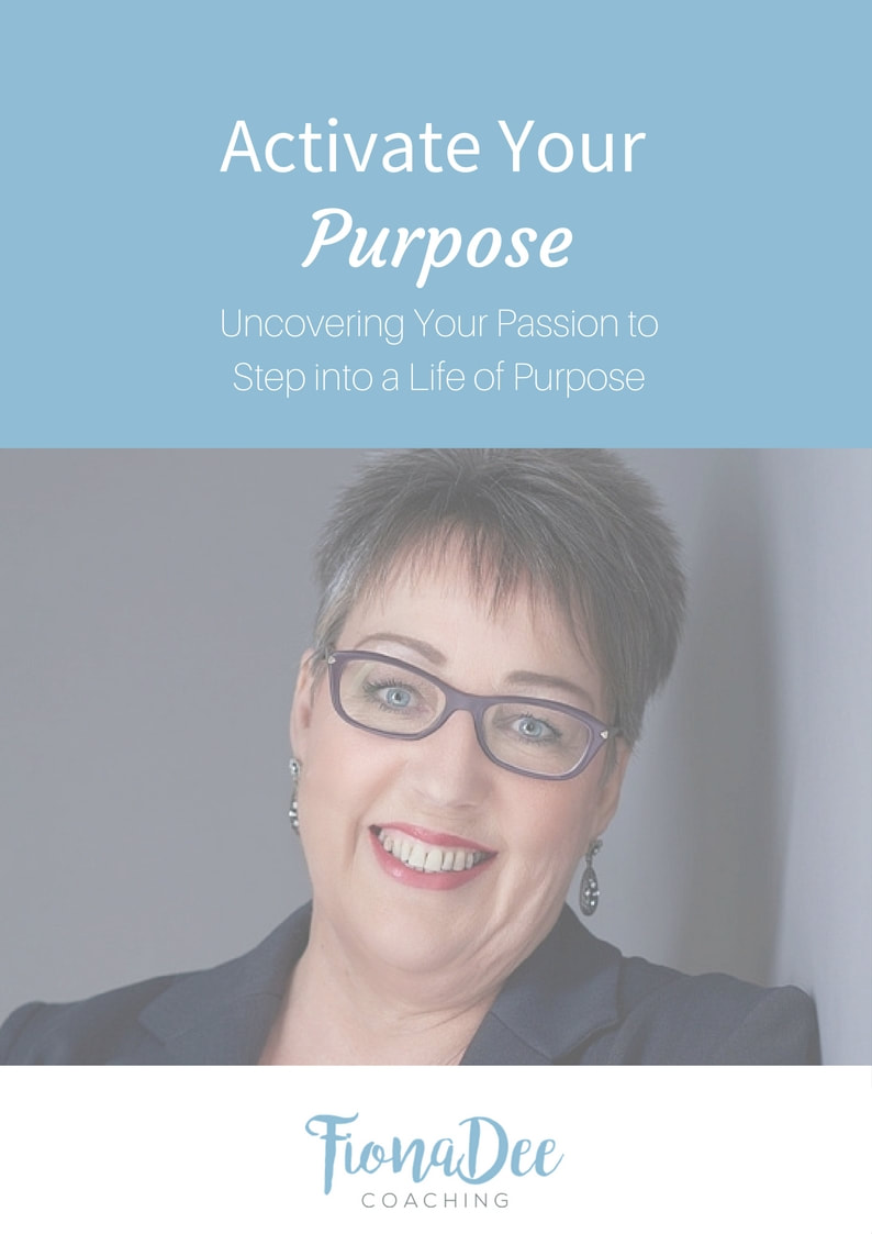 Book - ACTIVATE YOUR PURPOSE