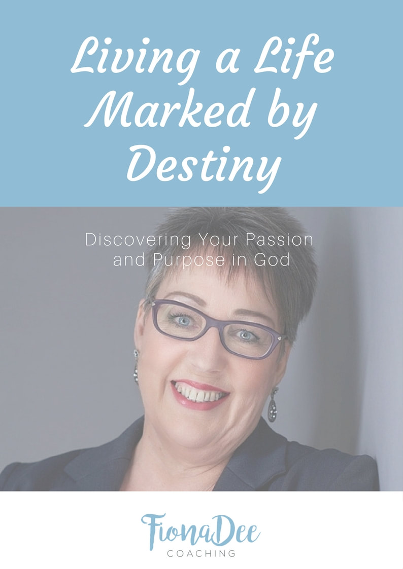 Book -LIVING A LIFE MARKED BY DESTINY